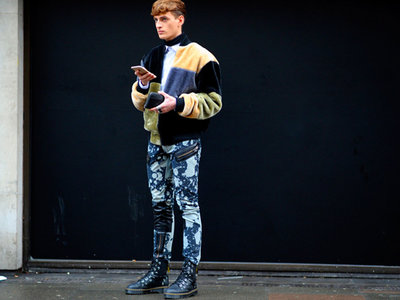 El mejor street-style de la semana: vestir por capas para afrontar las bajas temperaturas