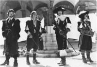 'Los Tres Mosqueteros' de nuevo al cine