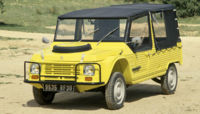 Citroën se plantea revivir el icónico Méhari