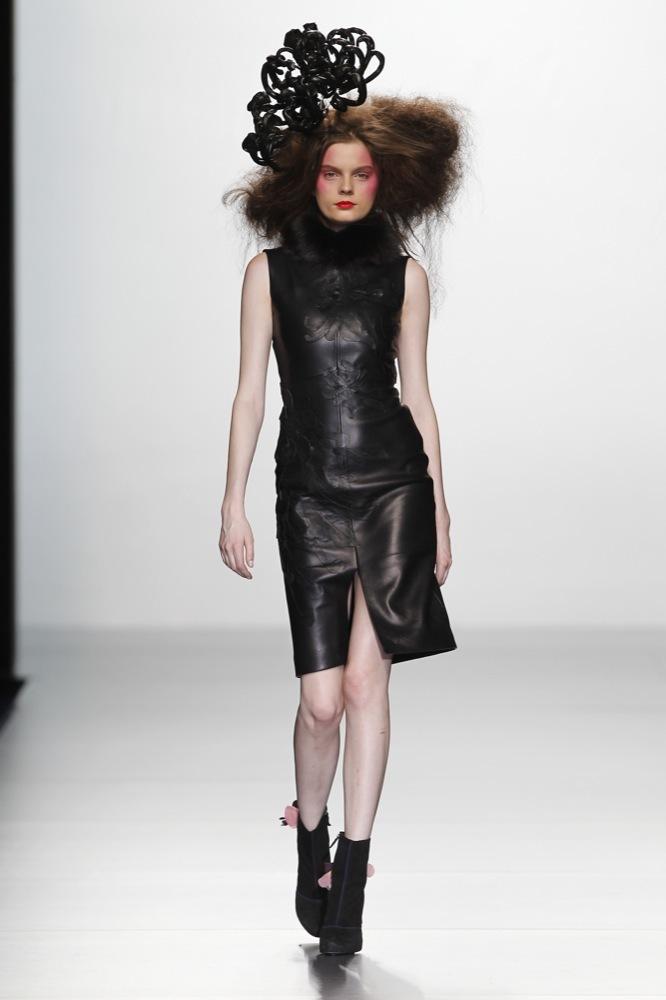 Foto de Elisa Palomino en la Cibeles Madrid Fashion Week Otoño-Invierno 2011/2012 (29/30)