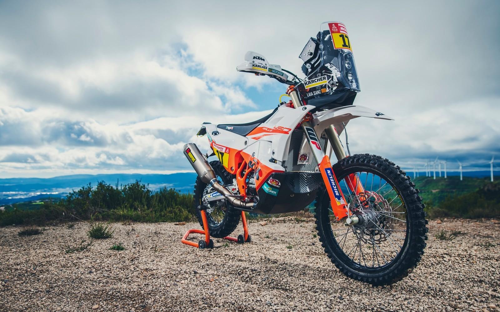 Foto de KTM 450 Rally Dakar 2019 (101/116)