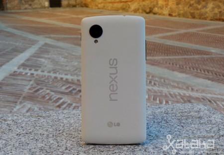 Nexus 5 Trasera