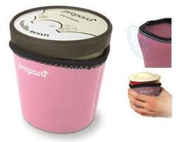 Funda de neopreno para la tarrina de helado