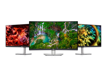 Dell 32 Curved 4K UHD: el nuevo monitor curvo de Dell alcanza las 32 pulgadas y apuesta por la resolución 4K