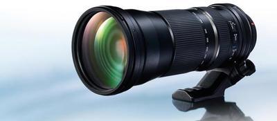 Tamron da a conocer un nuevo y espectacular ultra teleobjetivo de 150-600 mm f/5-6.3
