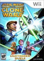 Star Wars: The Clone Wars - Duelo de Sables de Luz