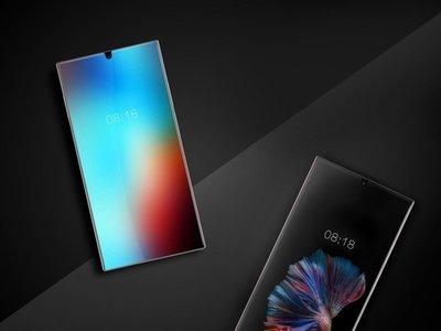 Así serían los dos nuevos smartphones que prepara Sharp en su apuesta por los 'marcos mínimos'