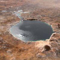 Perseverance confirma lo que era una suposición: el Jezero de Marte era un lago con agua líquida