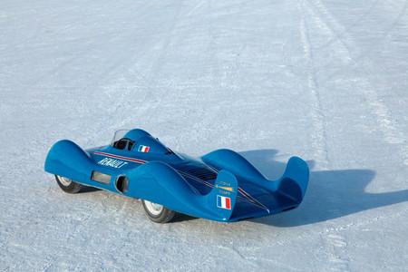 El récord del Renault Etoile Filante de turbina sigue vigente 60 años después. Esta es su historia