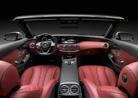 Mercedes Benz Clase S Cabriolet 36