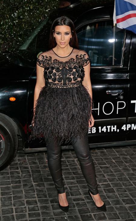 Kardashian TopShop
