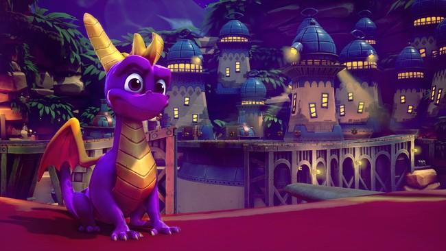 Spyro Reignited Trilogy vuelve a lucirse en un nuevo gameplay dedicado al nivel de Breeze Harbor