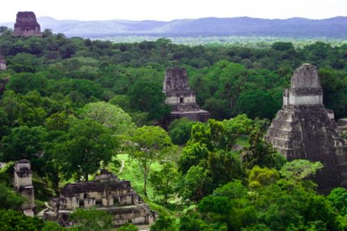 Centroamérica está llena de ruinas mayas que bien valen una visita
