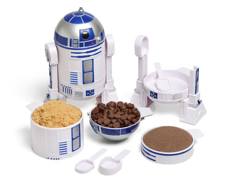 11be Sw R2d2 Measuring Cup Set