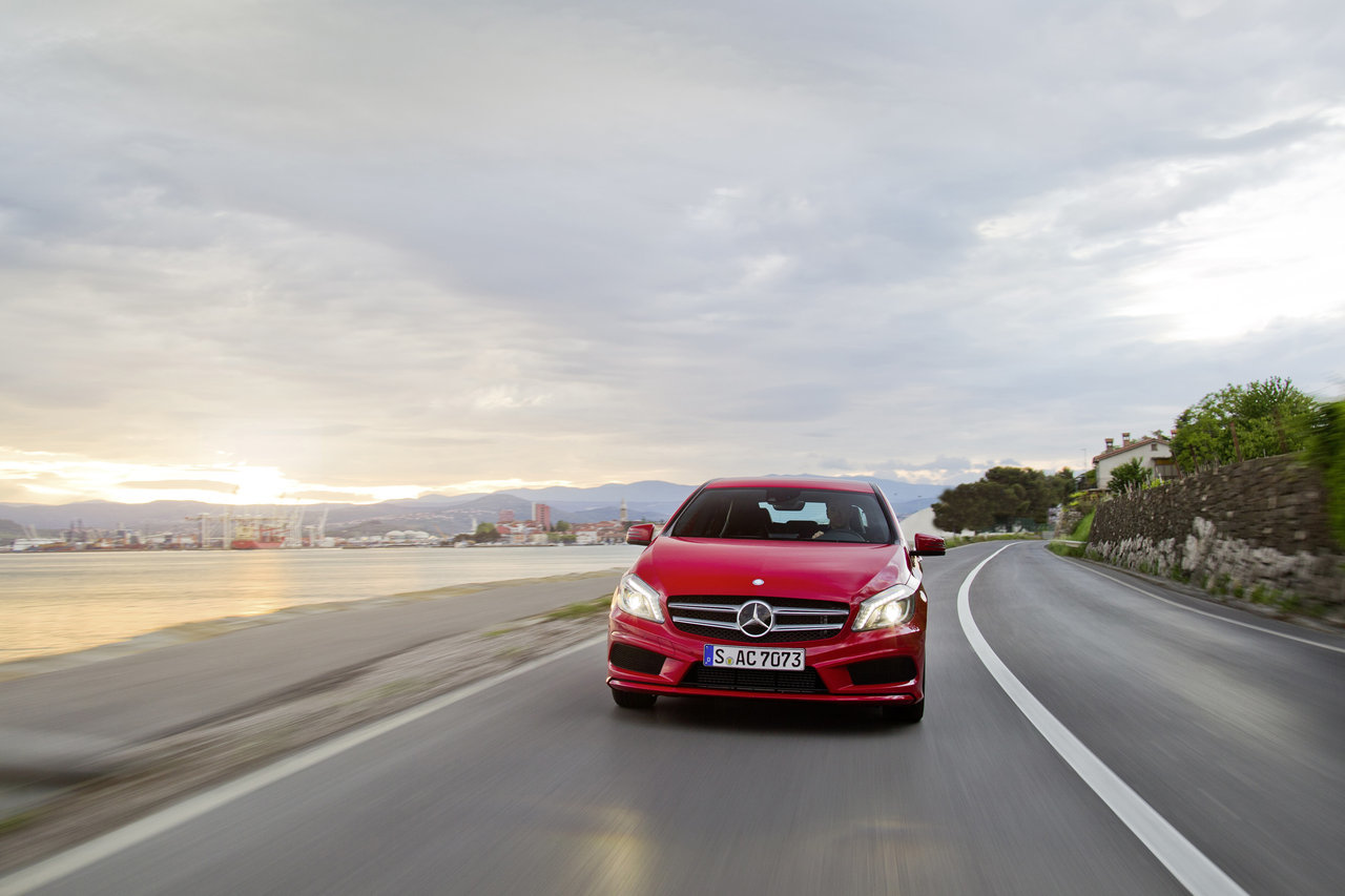 Foto de Mercedes-Benz Clase A 2012 (10/67)