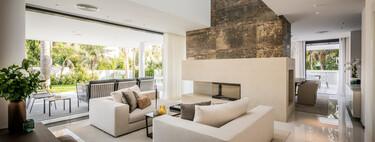 Villa Casablanca: una casa en Marbella de cinco dormitorios y con terraza a prueba de confinamientos