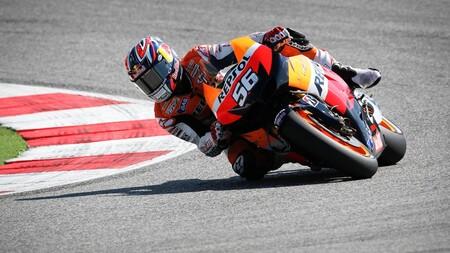 Rea Honda Motogp 2012