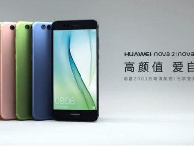 Huawei Nova 2 y Plus: a por Apple con doble lente con telefoto y modo Retrato