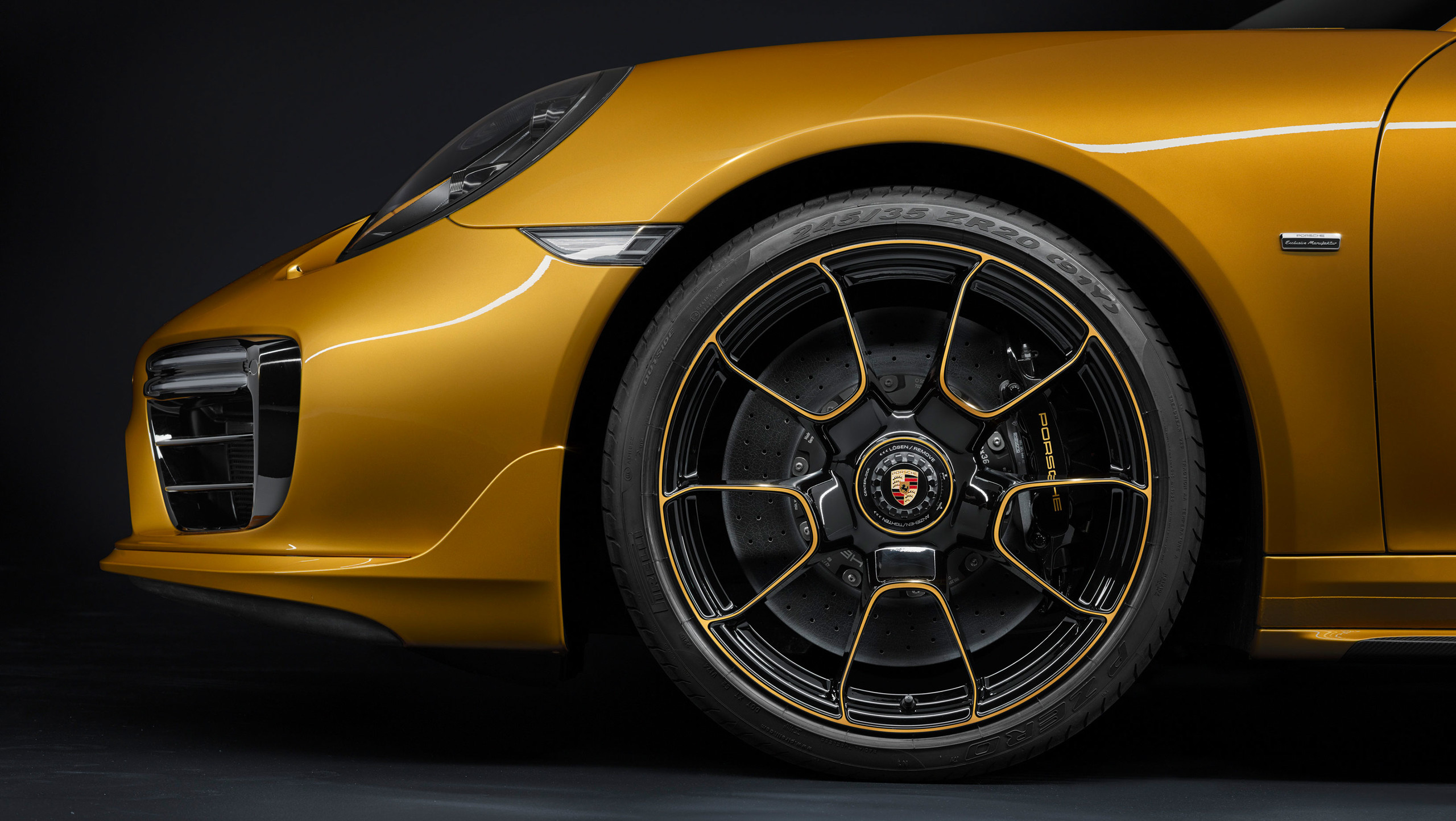 Foto de Porsche 911 Turbo S Exclusive Series (9/12)