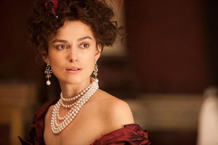 Moda de cine: el vestuario de Anna Karenina con una bellísima Keira Knightley