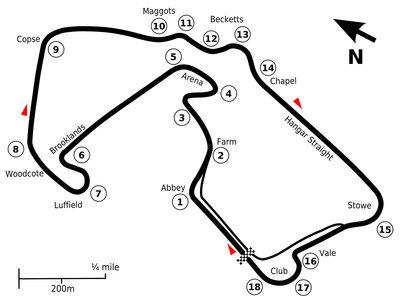 MotoGP Gran Bretaña 2017: horarios y dónde ver las carreras en directo