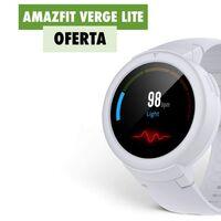 Smartwatch Amazfit Verge Lite, con pantalla AMOLED, autonomía brutal y GPS, rebajadísimo en las ofertas de primavera de Amazon