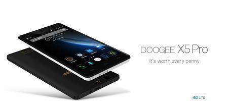 Doogee X5 Pro desde España a precio de China: 65,44 euros y envío gratis