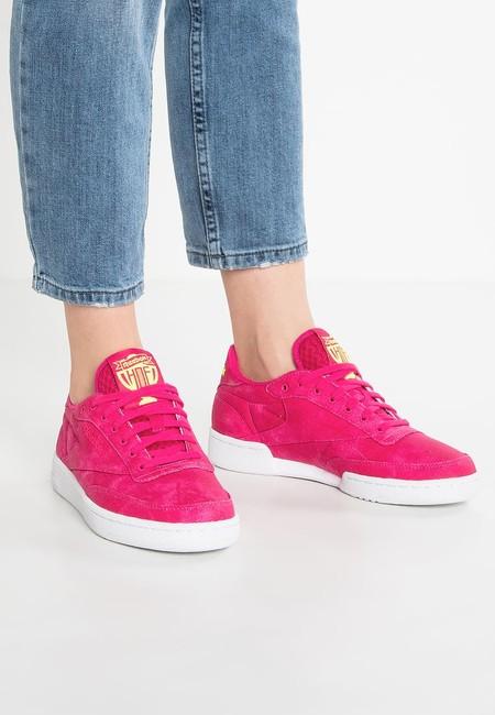 60% de descuento en las zapatillas Club C 85 EH Reebok