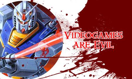 El creador de 'Gundam' se despacha a gusto con los videojuegos