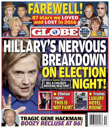 Hillary como siempre