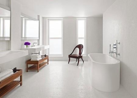 The London Edition baño