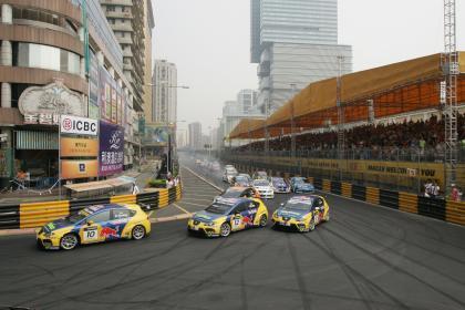 Macau, última parada del WTCC
