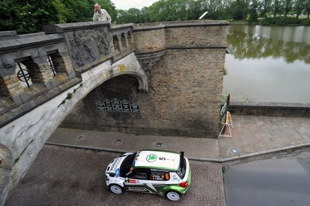 Škoda quiere despedir por la puerta grande al Fabia S2000