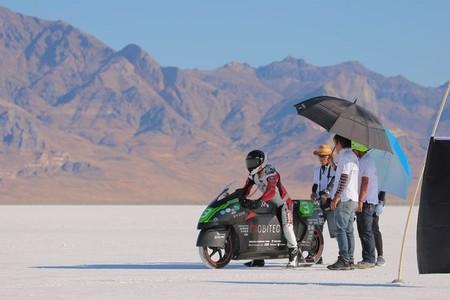 Record Moto Electrica Velocidad 3