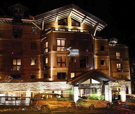 Le Suites de la Poitinière, el mejor hotel para ir a esquiar