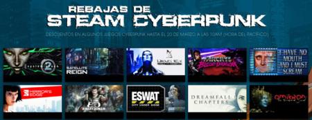 ¿Te gusta el CyberPunk? Si es así, Steam tiene varias ofertas que te agradaran