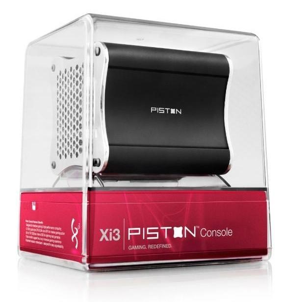 """Xi3 Piston, la primera """"no-Steam Machine"""""""