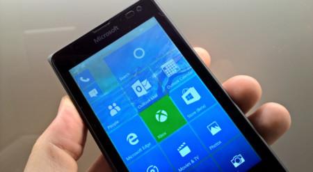Este es el aspecto y los cambios que trae la Build 10149 filtrada para Windows 10 Mobile