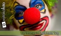 Las bromas del April Fools' Day