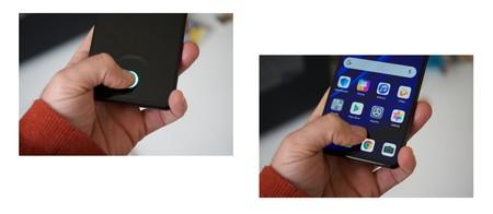 Sensor Huella Demo