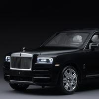 ¿Un Rolls Royce Cullinan por 400,000 pesos? Sí, pero a escala 1:8