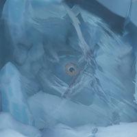 Todas las teorías sobre el ojo del monstruo de Fortnite que ha aparecido en Pico Polar
