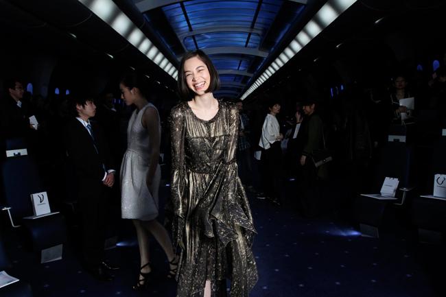 El desfile de Chanel: los invitados