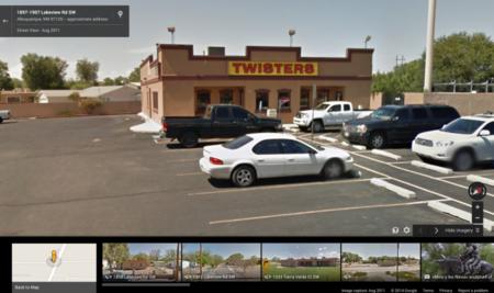 Google Maps nos muestra en Street View los lugares clave de las series de televisión