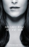 'Cincuenta Sombras de Grey', nuevos carteles
