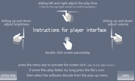 interfaz moboplayer