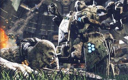 Nuevas imágenes de 'Gears of War 3'. Robot gigante revienta Locust incluido