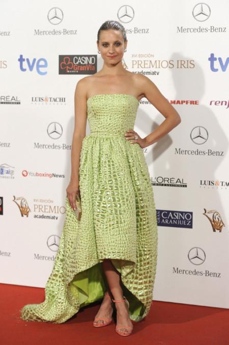 Michelle Jenner de Oscar de la Renta