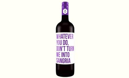 Si las botellas de vino fueran completamente sinceras