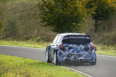 Hyundai desvela la primera imagen de su nuevo i20 WRC